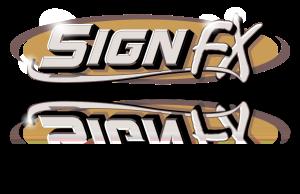 SignFX logo